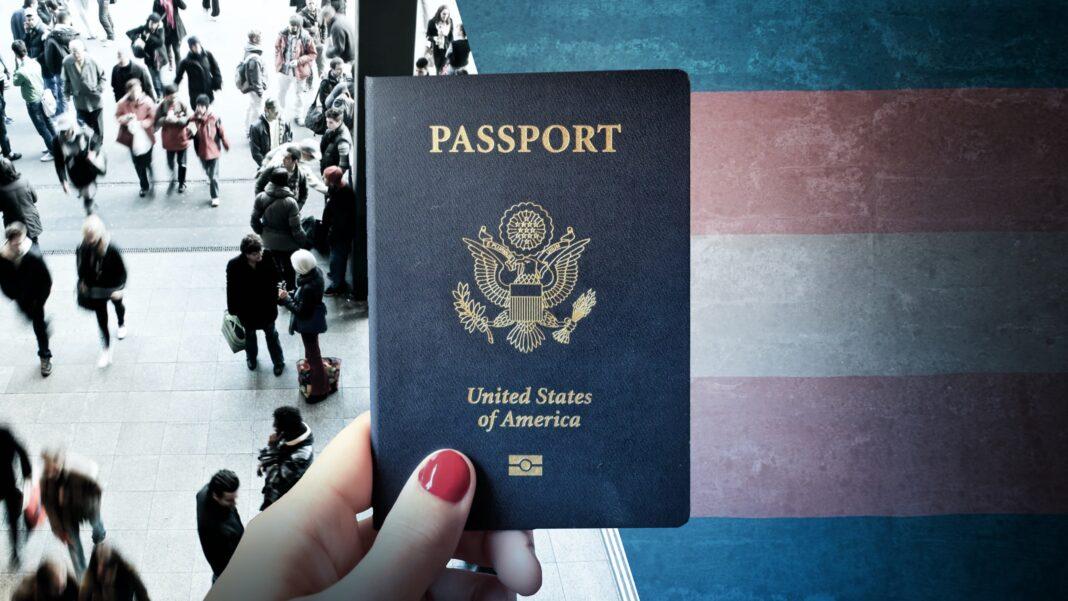 passport, transgener ID