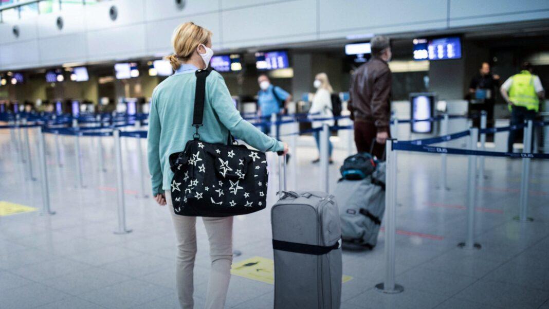 Coronavirus Airport, Vaccine Passports