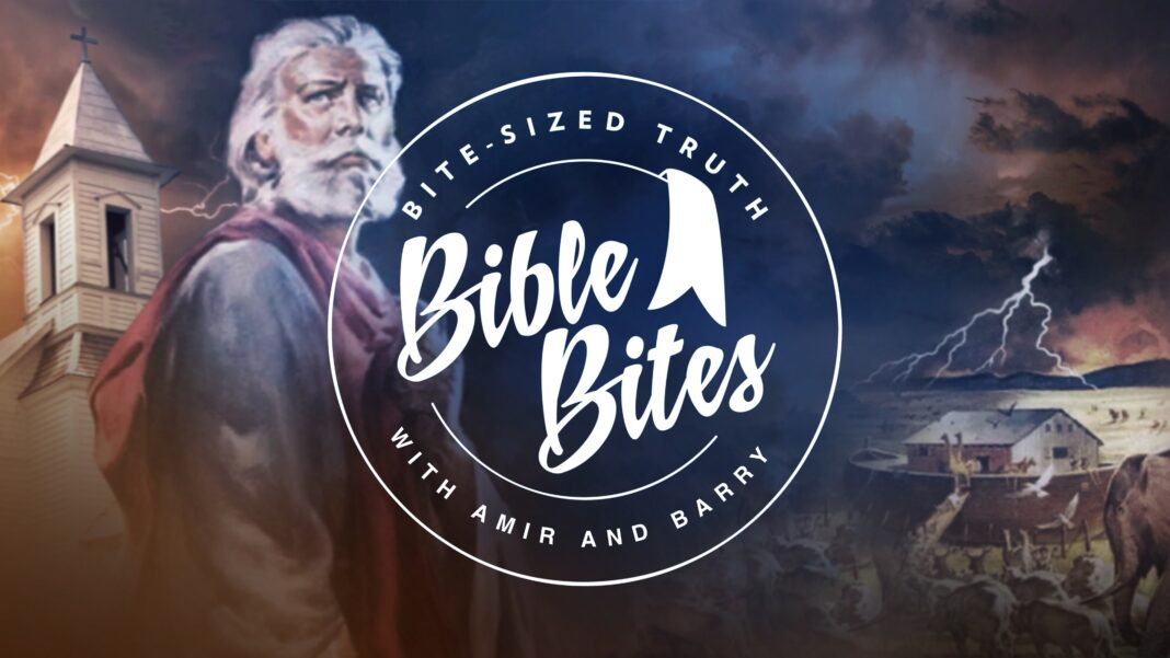 BIble Bite: As In The Days Of Noah