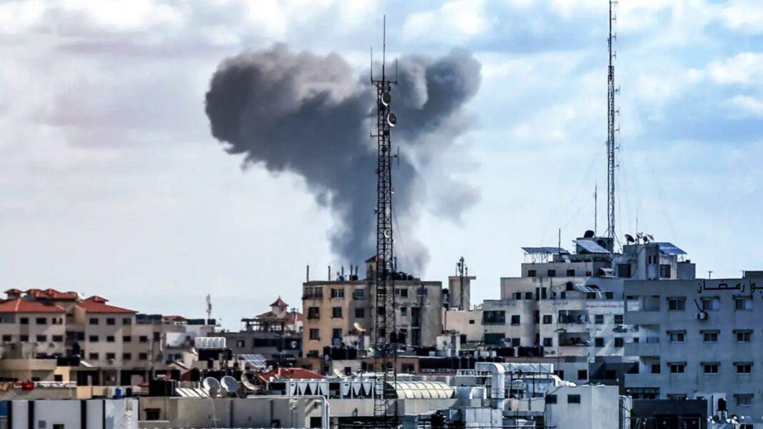 IDF Strikes Hamas Targets