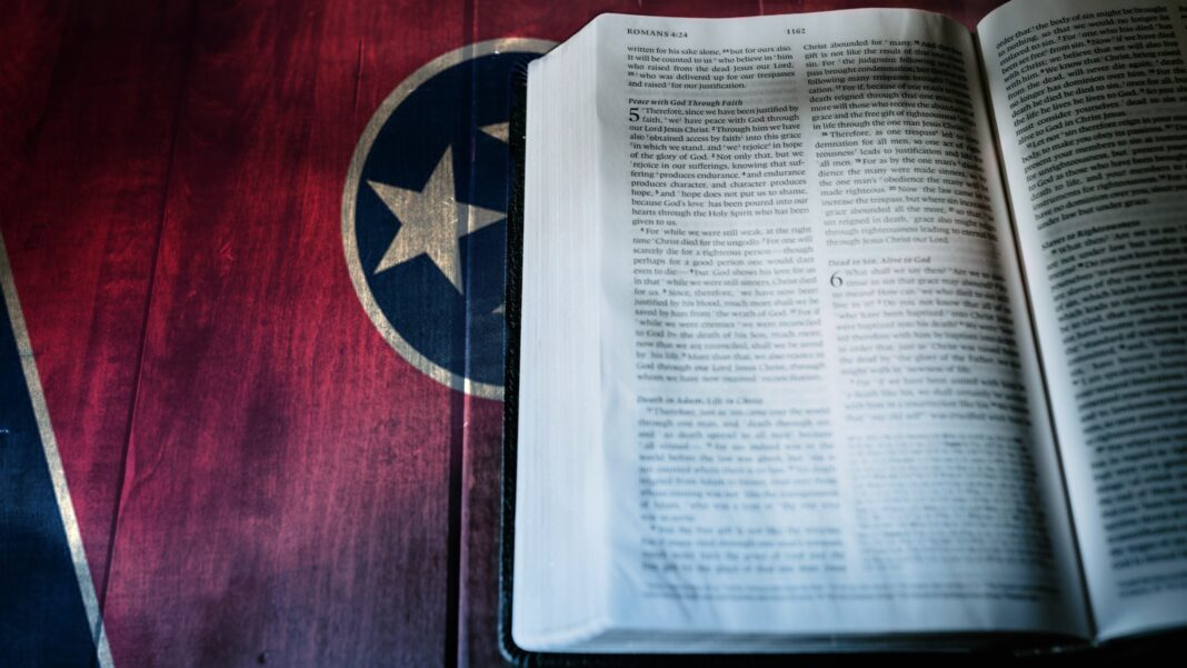 Tennessee, Bible