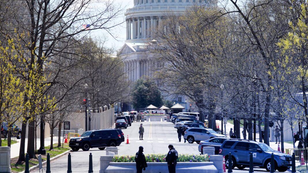 Capital Hill Attack