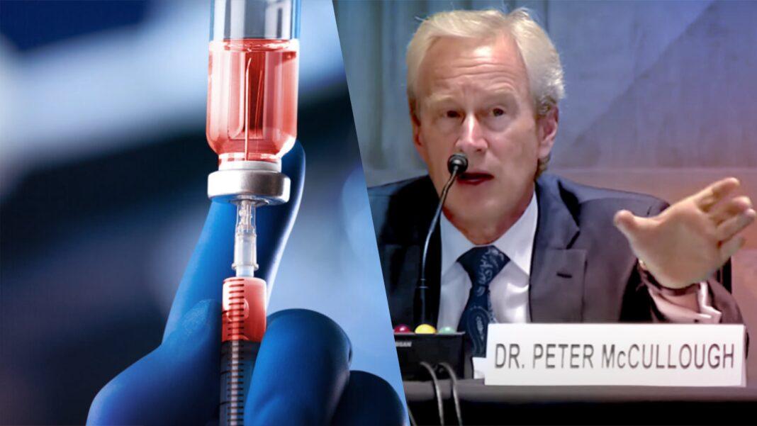 Dr. Peter McCullough