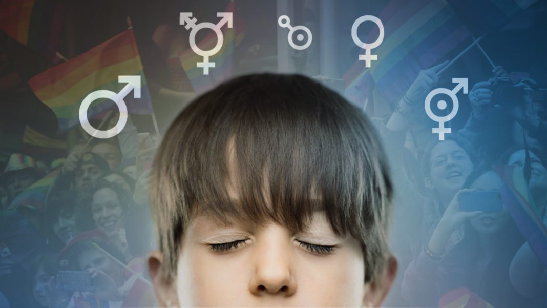 children, transgender, lgbt confusion
