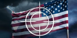 AMERICA IN THE CROSSHAIRS