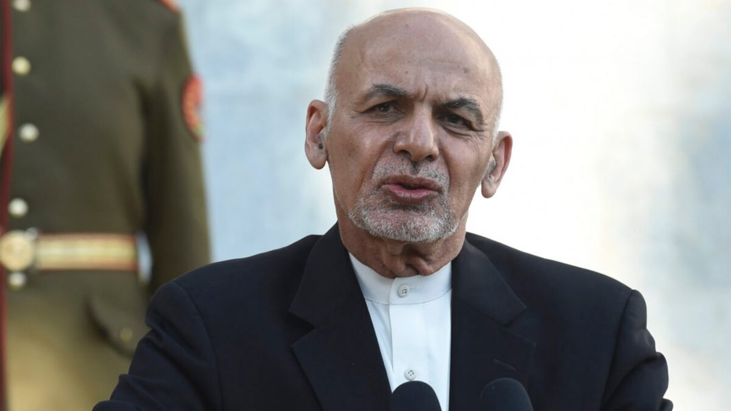 Afghanistan Prime Minister