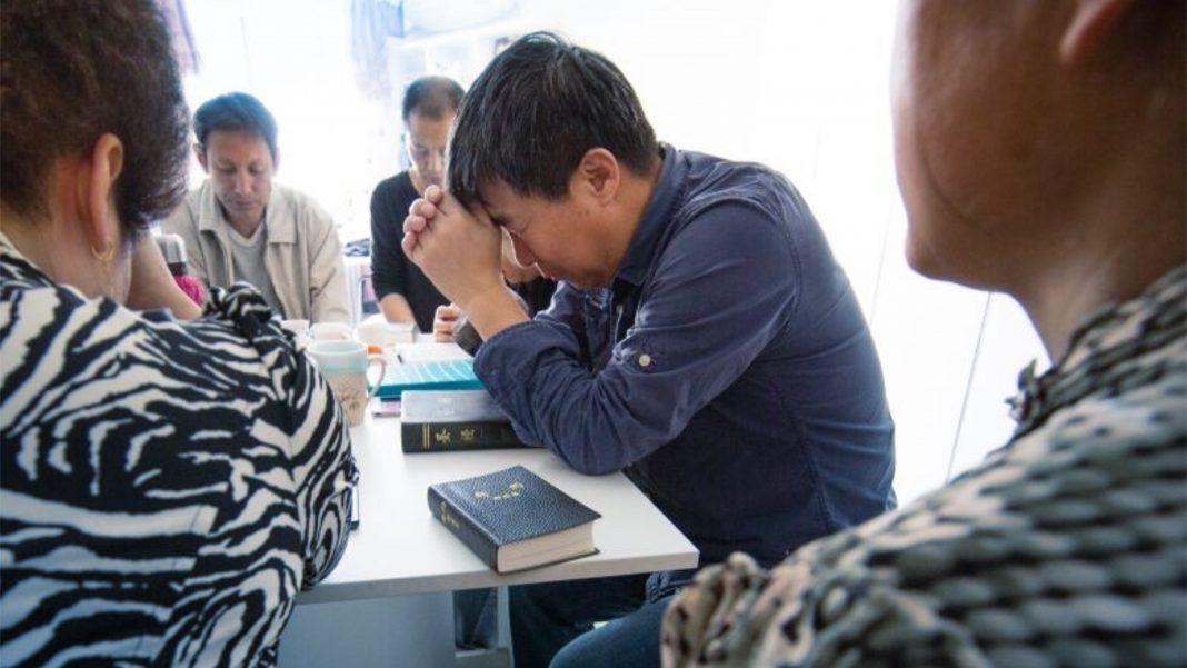 christians china