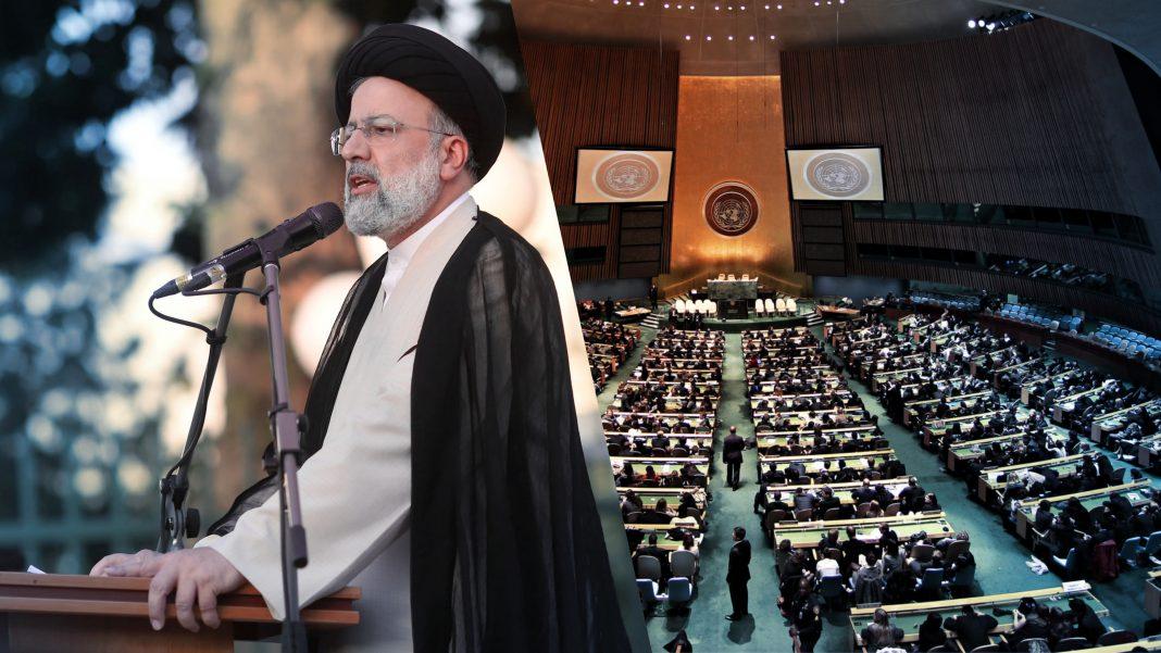Iran, United Nations