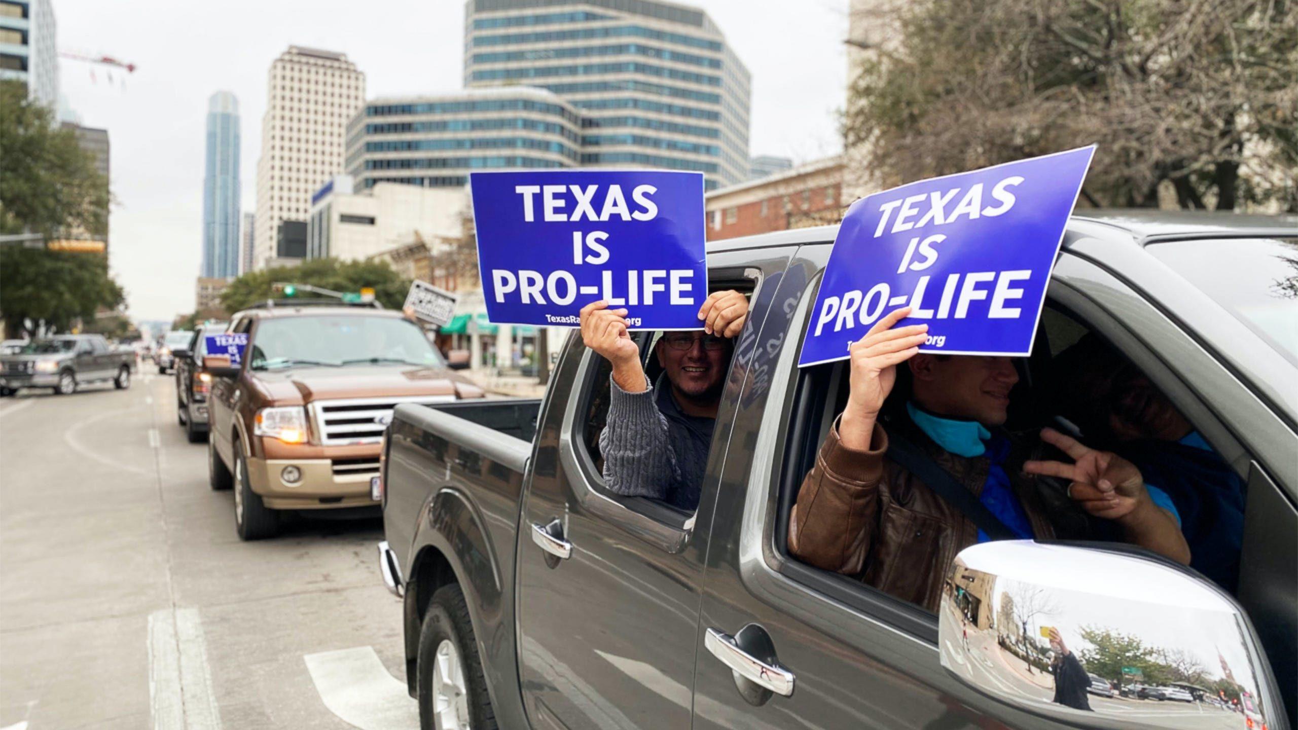 Texas pro-life