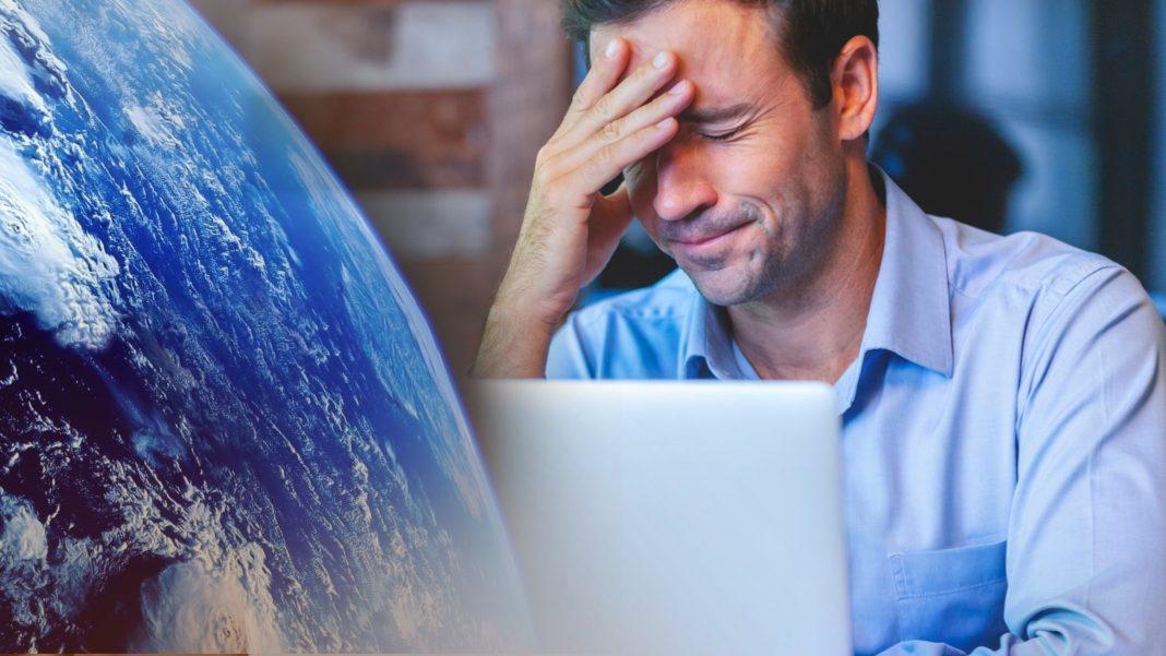 Frustration, world